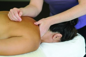 therapeutic deep tissu massage in North Raleigh