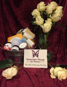 valentines day special gift package massage spa treats